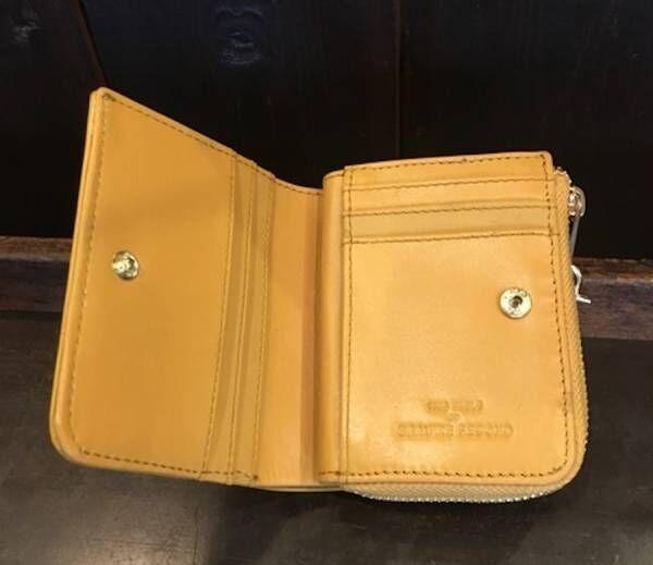 一万円以下のグッドプライスな『bea're second』のパステルミニ財布で身軽に夏を乗り切りたい!