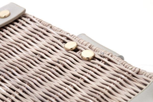 春夏の本命小物、大人のおしゃれに似合う『LAUGOA(ラウゴア)』のカゴバッグ
