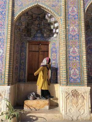 早朝限定モスクで絶景体験を!【イランとヒジャブとわたし vol.4】