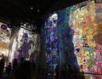パリ初のアート・スペースで、「クリムト」の世界を体感!【Nahoのおパリ文化回覧帳 vol.4】