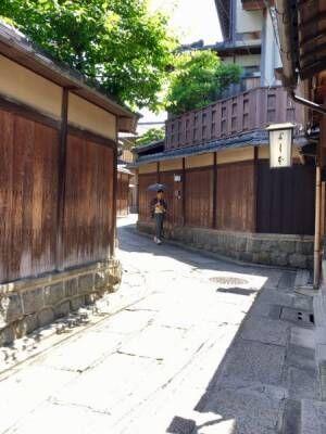 京都の小さな路地 魅力の詰まった京都らしい風情を感じられる場所【KAORU from KYOTO vol.25】