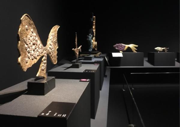 【チケットプレゼント】『ジョルジュ・ブラック展 絵画から立体への変容 ー メタモルフォーシス』ー煌めくジュエリーや美しいガラス彫刻の裏側ー