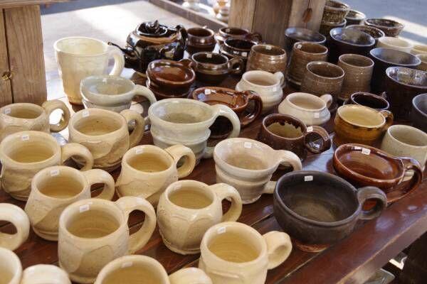 益子春の陶器市レポート【作家編】 陶器市で訪ねたい、おすすめ作家リスト