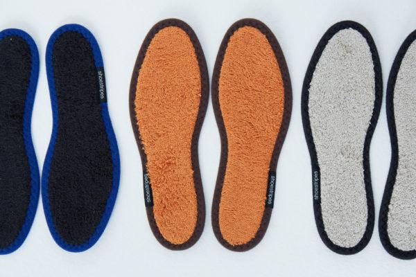 梅雨の靴環境をバージョンアップ。『shoe stripes』のふわふわインソールでいつでも快適に