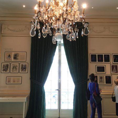Musée Yves Saint Laurent - イヴ・サンローラン美術館 -【Nahoのおパリ文化回覧帳 vol.7】
