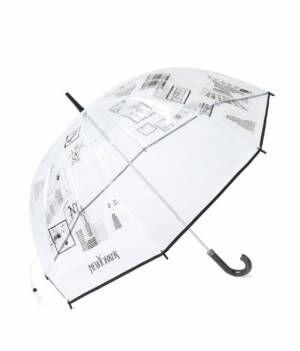 急な雨に粋なおもてなし。『NEWYORKER × STOMACHACHE.』 オリジナルデザイン傘の提供サービススタート!
