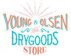 ビンテージ好きのハートも掴む、高感度なファッション観 『YOUNG & OLSEN The DRYGOODS STORE』【ブランドファイル】