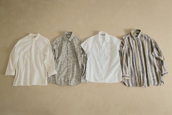 テーマのある身だしなみーシャツとネイル