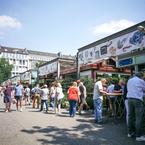 おしゃれなお店が立ち並ぶ、イチ押しスポットを街中に発見!【不思議の国のドイツ vol.10】