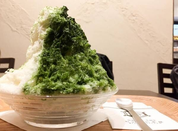 話題の福岡 創業68年の氷屋さんが作るかき氷を堪能しに。「おいしい氷屋」(福岡・唐人町)【プチDIY女子達のお部屋案内】