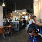 ゆるやかな空気が流れるカフェでひと休み。【My Favorite New York vol.5】