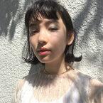 黒髪のおしゃれヘアを『FLOWERS(フラワーズ)』彩華さんに教わりました。