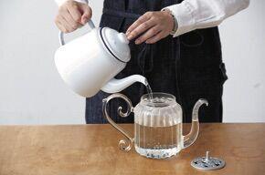 How to make a good tea - 美味しくお茶を淹れたい
