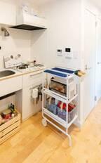 料理好きのみなさん、狭いキッチン、どうやって使ってる?