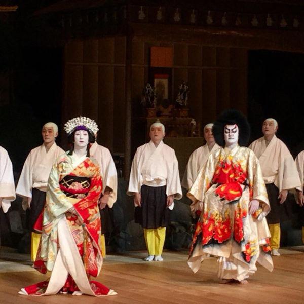 初めての歌舞伎鑑賞をパリの地で。【Nahoのおパリ文化回覧帳 vol.11】