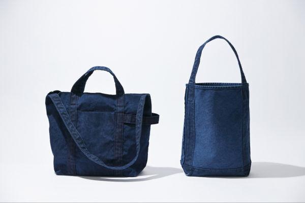 どんどん使って風合いを育てる愉しさ。日々の暮らしになじむ『TEMBEA』のインディゴ染めバッグ