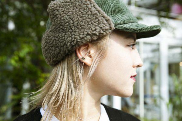 やっぱり秋に取り入れたい!帽子をうまく使ったコーデをチェック!【Holiday Circus SNAP】