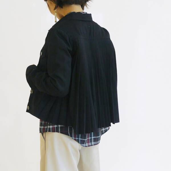 秋の頼れる羽織もの!「ワントーンジャケット」でコーデを整えて