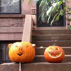 街中のデコレーションに心踊る、ハロウィンシーズンのブルックリン。【My Favorite New York vol.6】