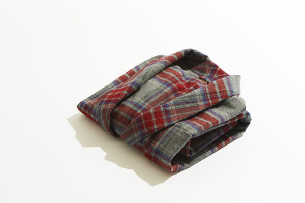 ベッドタイムも、外着としても欠かせない。 『L.L.Bean(エル・エル・ビーン)』のフランネルローブ