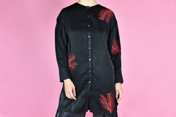 テーマは「海女さん」⁉️『EAUSEENON』が提案するロングシャツ