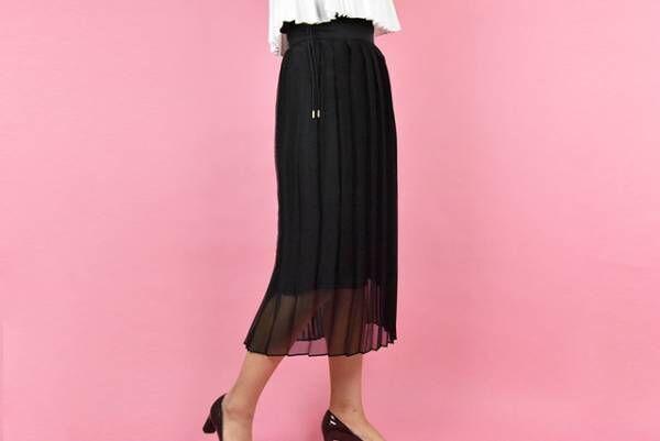 「きちんとプリーツスカート」で大人エレガントに装う
