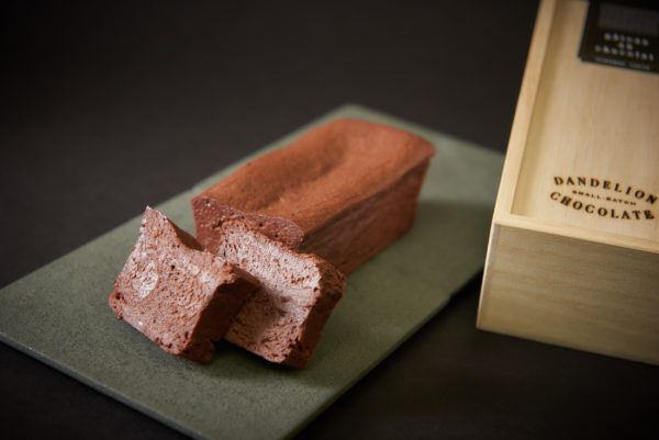 冬はやっぱりチョコレート。『ダンデライオン・チョコレート』で見つけた甘い贈りもの