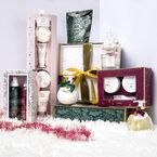 イスラエル発の自然派ボディコスメ『Laline』からミネラルたっぷりのクリスマス限定コレクションが登場