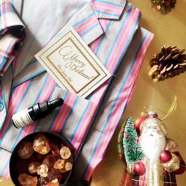 冬はベッドルームを充実させて幸福感をアップ。『Priv. Spoons Club』から届いたギフトセレクション