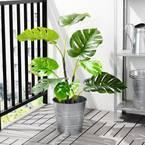 お手軽に活き活きと空間を作るなら、『イケア』の人工観葉植物がオススメ!