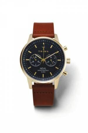 新しい年に、新しい時計を。オーガニックレザーを使用した『TRIWA』の新作クラシックウォッチを手に入れて