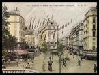 パリの空の下、手書きの文字で繋ぐ想い。【夢見るパリ vol.1】