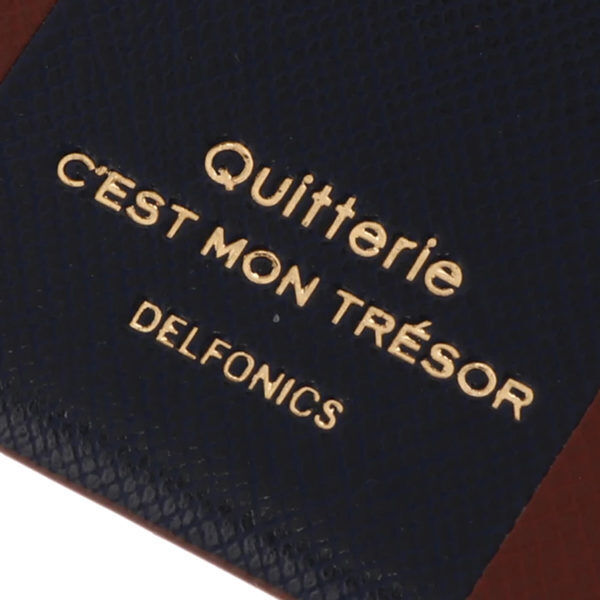 トラッドなバイカラーで差し色を。『DELFONICS(デルフォニックス)』の新作「ビコロール」シリーズに一目惚れ