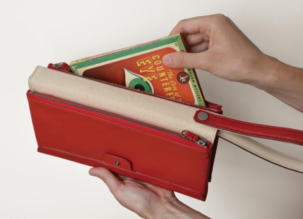 実用的なミニ・バッグ。『Postalco(ポスタリコ)』で見つけたコンパクトで機能的なスモールバッグ3選