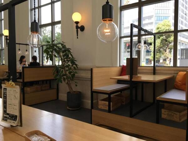 Good Spot Yokohama - まるで宮殿のような空間で電源&WiFiも使える、横浜のカフェ・オムニバスが素敵です!