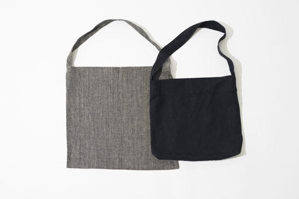 日常のさまざまなシーンで役立つ『fog linen work(フォグリネンワーク)』リネン100%バッグ