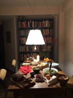冷え込むニューヨークの冬は、友人宅でゆったりとしたひとときを。【My Favorite New York vol.8】