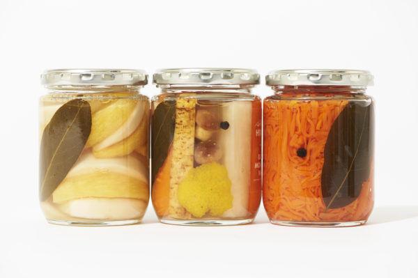 アレンジ多彩!食卓が豊かになる瓶詰め野菜