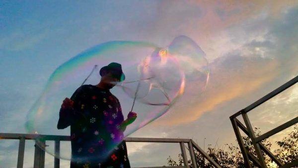 誰も見たことのないアートなサーカス。幻想的でフォトジェニックな世界へようこそ!