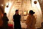 地下室で油絵の個展を開催、アーティスト達が集う夜。【夢見るパリ vol.4】