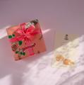 レトロなサーモンピンクの包装紙が可愛い老舗洋菓子店で、癒しのバレンタインスイーツを。【Creation Column -Vol.15-】