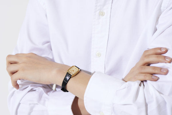 新生活におススメ。知的でスマートな『SEIKO(セイコー)』の革バンド腕時計