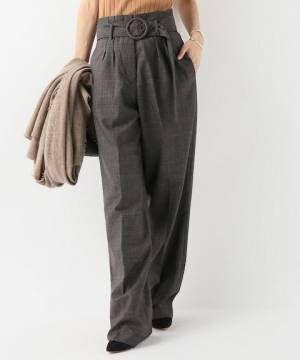 ラクに穿けるのにきちんと見え。オフィスにもピッタリな「パンツ」5選
