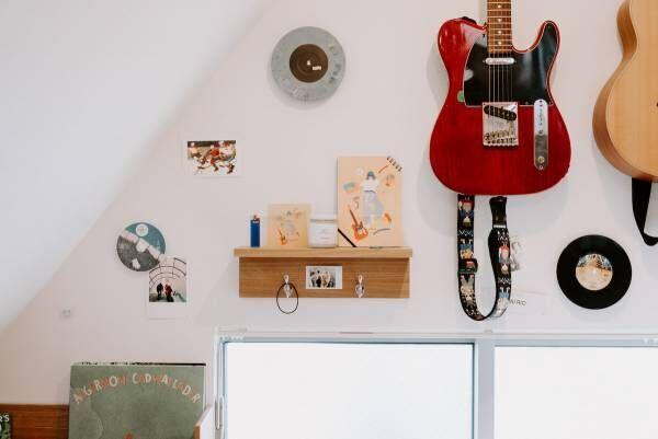 #myfavorites  「壁美人」で、壁を自由自在に彩ろう!【プチDIY女子達のお部屋案内】