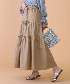 コーデを春仕様に簡単チェンジ!ショップスタッフおすすめの「スカート」特集