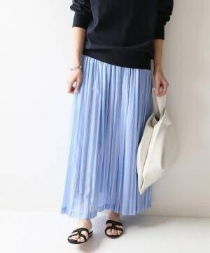 コーデに季節感をプラス。この春ゲットしたい「キレイ色スカート」特集
