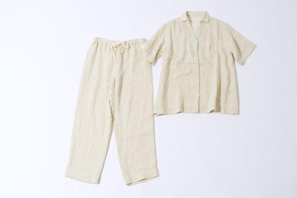 『PRISTINE(プリスティン)』のやみつきパジャマで、朝までぐっすり夢心地。