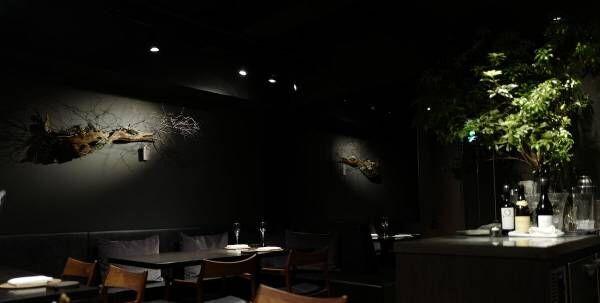 外苑前の「水」という名のフレンチレストラン