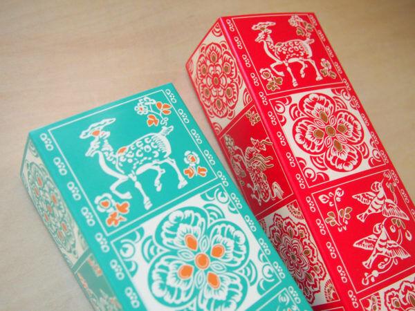 「旅するデザイナー」がおすすめする旅先でのお土産たち!【vol.17 奈良県/取っておきたくなるパッケージ!本家菊屋の和菓子】