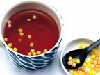 浮かべて、トッピングして、楽しい、おいしい。新潟のお菓子『浮き星(うきほし)』の人気フレーバーを集めた新定番をご紹介!